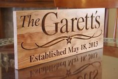 Hey, I found this really awesome Etsy listing at https://www.etsy.com/listing/183787668/name-sign-wood-signs-carved-wooden-signs