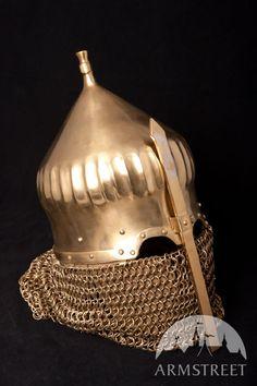 TURBAN TYPE COMBAT PERSIAN HELM HELMET ARMOR
