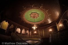 The Stanley Theater...Photographed by Matt Ossowski