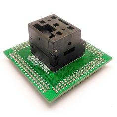 QFN28 Programming adapter 5*5 0.5mm QFN28 IC test socket