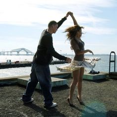 Step Up! They are soooo cute together