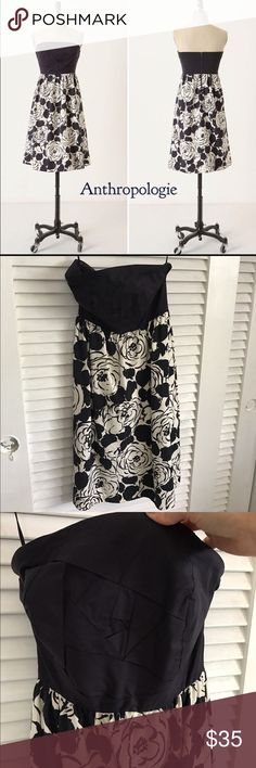 🆕Listing Anthropologie Origami Camellia Deletta Great preowned condition! Dress by Deletta from Anthropologie Anthropologie Dresses
