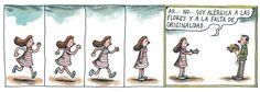 Macanudo. Ricardo Siri Liniers. Facebook, 08-10-2017.