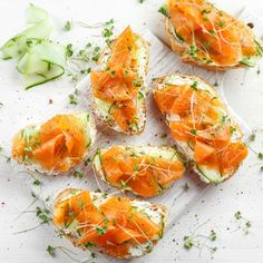 Cold-smoked salmon is smoked below 90 degrees for 6 to 12 hours, while hot-smoked salmon is smoked above 120 degrees. If we're comparing the two, cold-smoked salmon brings a fresh and less smoky flavor. It is also salt-cured and then smoke preserved, unlike hot smoked salmon. Cooking Salmon, 90 Degrees, Smoked Salmon, Fresh Rolls, Preserves, Salt, Ethnic Recipes, Food, Tips