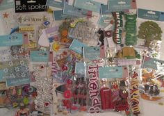 EK Success Jolee's Boutique Scrapbooking Stickers  #JoleesBoutique…