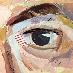 WORK IN PROGRESS... commissioned portrait (detail) ©philippe patricio