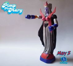 Pimp My Mary 2 : Mary Z by Christian G. Marra, via Behance