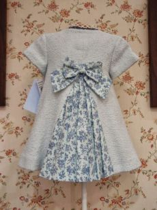 (2) Menudets-moda infantil: COLECCIÓN CHANEL DE FOQUE, INVIERNO 2013-14 | vestidos niña