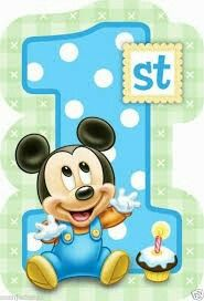 Baby Mickey Mouse Birthday Disney Invitations 8 Count - - Product Description: 8 Postcard Invitations with Envelopes Product Features: Disney Baby Mickey Mouse Party Postca Mickey 1st Birthdays, Mickey Mouse First Birthday, Mickey Mouse Baby Shower, Baby Boy 1st Birthday, Mickey Party, Mickey Mouse Invitation, Disney Invitations, 1st Birthday Invitations, Party Invitations