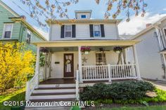Closed 60 LINDEN PL RED BANK NJ 07701   Monmouth County Homes For Sale   Hubbard Park Real Estate