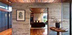 Wairau Valley House by Parsonson Architects Source : FB Houseidea