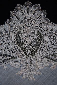 Needle Lace | Needle Lace with Shading Gradation | Flickr - Photo Sharing!