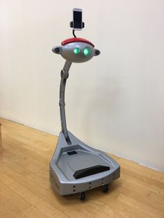 My Babysitter's A Robot! :http://usdailyreview.com/my-babysitters-a-robot/