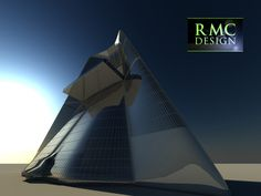 Silver Tower - By RMC Design