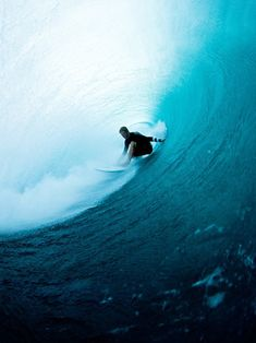 surfing in the tube::