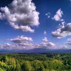 #beautiful #mountains #love #smokymountains #bestshot #nature #picoftheday