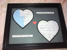 diy presents for boyfriend long distance - Google Search