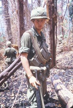 4th Inf. Division U.S. Army ~ Vietnam War