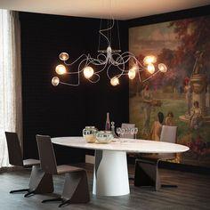 A iluminação é sempre algo especial para trazer #magia às nossas casas. #decoration #homedecor #interiordesign #design #decor #inspiração #decoração #home #lighting #magical #lovely #beautiful #inspiration #photography #iluminação #creative #fun #lindo