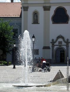 Vác, Főtér Central Europe, Budapest Hungary, Journey, Photoshop, Mansions, House Styles, Fonts, Manor Houses, Villas