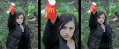 Atomic Productions spoof of The Hunger Games: 'The Hungry Games'