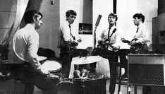 The Beatles visited Abbey Road on 4th September 1962, but it wasn't easy. Again it came down to drummers! What really happened, and what did George Martin think? George Martin, Martin S, Beatles Books, The Beatles, Ringo Starr, George Harrison, Paul Mccartney, John Lennon, Norman Smith