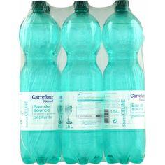 Voici les marques d'eau en bouteilles qui possèdent des polluantsOn a pu détecterdes pesticides ou polluants chimiques dansquelquesmarques d'eau en