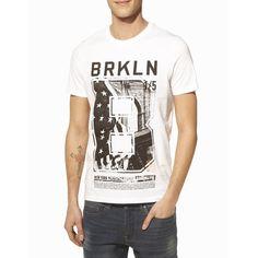 Camiseta beprint, hombre Celio | La Redoute España