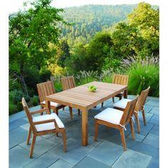 Kingsley Bate Elegant Outdoor Furniture 213 Kitchen