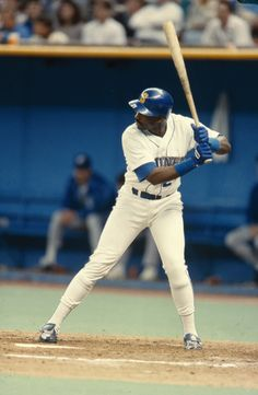 """Mr. Mariner"" - Alvin Davis, #Mariners First Baseman, 1984-1991"