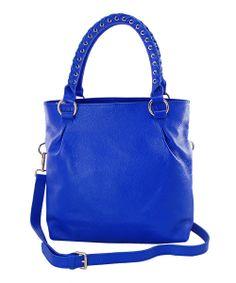 cc5f81d13e8b Cobalt Bella Vita Crossbody Bag Bella Vita
