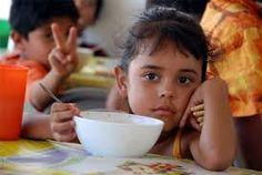 en el país hay 2.100.000 personas que no tienen garantizado el acceso a la comida