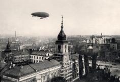 Galeria: Stolica z 'rozluźnionym gorsetem'. Niesamowite zdjęcia Warszawy lat 20. [GALERIA] (2/14) - Warszawa - WawaLove