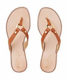 84a0b7cebf3e Lilly Pulitzer Phipps Leather Sandal. Gold metallic sandals should be a  staple in your wardrobe