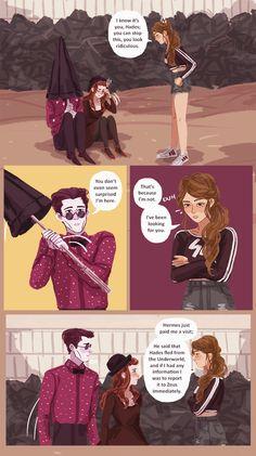 Hades' Holiday :: Part 2. Page 13 | Tapastic Comics - image 1