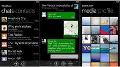 Telegram Messenger beta si aggiorna su Windows Phone http://www.sapereweb.it/telegram-messenger-beta-si-aggiorna-su-windows-phone/   Telegram Messenger rappresenta una valida alternativa al popolare client di messaggistica istantanea WhatsApp. L'applicazione, tutt'ora in fase beta su piattaforma Windows Phone, ha ricevuto un nuovo aggiornamento nelle scorse ore che ha introdotto una discreta serie di...