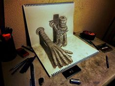Amazing 3D Illustrations That Pop Out At You | ideaing