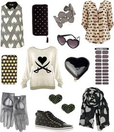 """""""Cold Heart"""" by thelifestyled ❤ liked on Polyvore"""