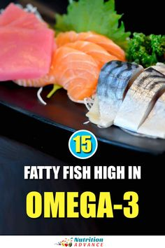 Looking for fish high in omega-3? Here are some of the best fatty fish. #omega3 #oilyfish #fattyfish #nutrition Nutrition Articles, Health And Nutrition, Sea Vegetables, Good Food, Yummy Food, Fatty Fish, Omega 3, Different Recipes, Fresh Rolls