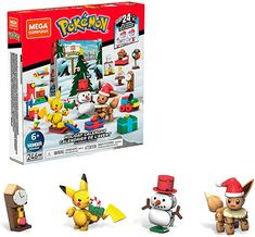 Lego Pokemon, Pokemon Fan, Play Doh, First Birthday Cakes, 4th Birthday, Holiday Calendar, Advent Calendar, Paw Patrol, Mario Toys
