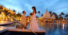 Riu playacar wedding in playa del carmen mexico all inclusive aruba destination wedding contact us at grandturizmo junglespirit Image collections
