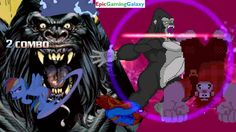 Rainbow Dash And Wreck-It Ralph VS Gorilla Grodd And Spider-Man In A MUGEN Match / Battle / Fight This video showcases Gameplay of Rainbow Dash From The My Little Pony Friendship Is Magic Series And Wreck-It Ralph VS Gorilla Grodd The Supervillain And Spider-Man The Superhero In A MUGEN Match / Battle / Fight