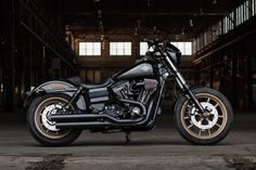 2016 Harley-Davidson® S-Series® Low Rider® S Motorcycles Photos & Videos