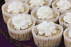 I made these for a baby shower once. They're super delicious and super easy to make. And only 5 WW Pts+, less if you adjust to low fat.