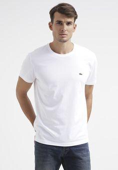 Lacoste T-shirt basic - white - Zalando.it