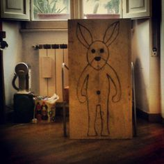 Wednesday morning working on The Rabbit - @ibbanez- #webstagram