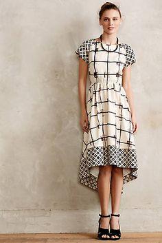 Cadria High-Low Dress