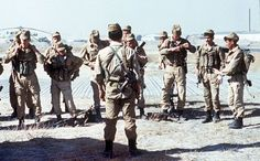 The Alfa Group participated in the Afghan campaign, storming the Tajbeg Presidential Palace on December 27, 1979.