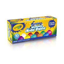 Crayola Washable Kids Paint 10 Pack