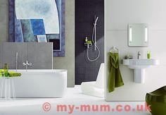 Reduce the humidity in the bathroom and have it always hygienic